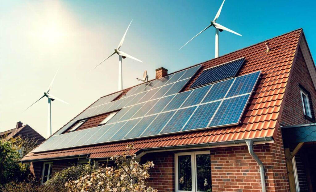 usar paneles solares en tu hogar
