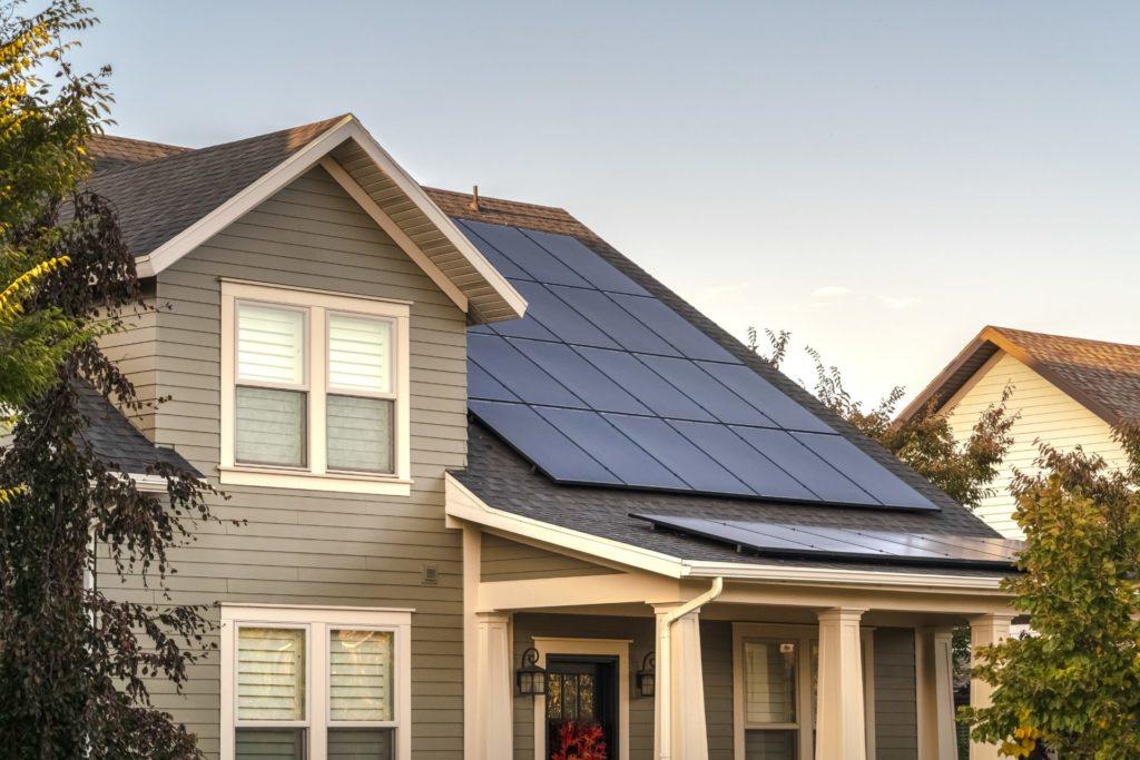 energía solar para el hogar