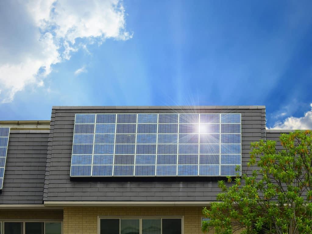 venta de paneles solares para casa