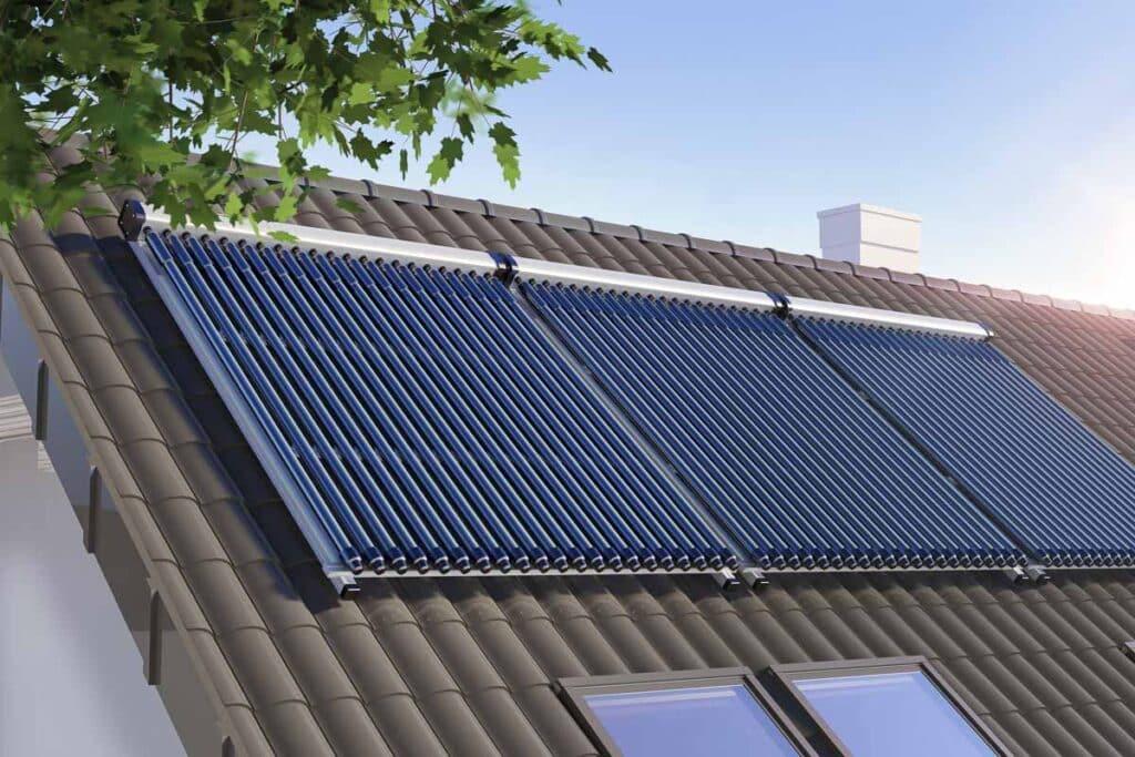calentadores solares y su avance tecnológico