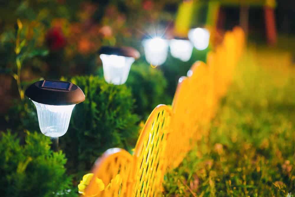 características generales de las luminarias solares