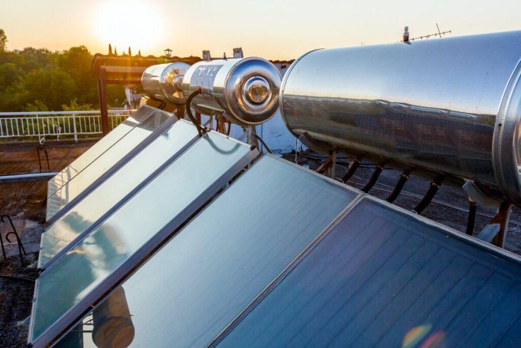 Cuidado y mantenimiento de los calentadores solares